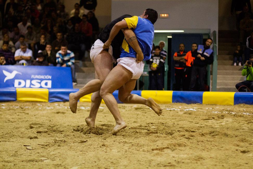 Resultado de imagen de Gobierno de Canarias de Lucha Canaria